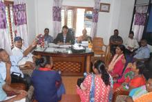 कचनकवलको दिश्रो गाउँ सभाका केहि दृस्यहरु